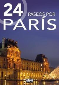 Libro 24 PASEOS POR PARIS