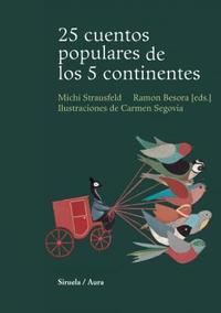 Libro 25 CUENTOS POPULARES DE LOS 5 CONTINENTES