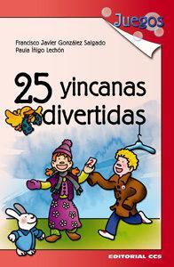 Libro 25 YINKANAS DIVERTIDAS
