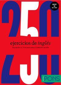 Libro 250 EJERCICIOS DE INGLES