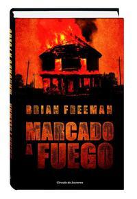 Libro 27151 MARCADO A FUEGO