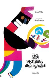 Libro 29 HISTORIAS DISPARATADAS