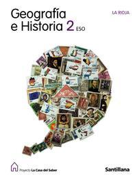 Libro 2ESO GEOG E HIST RIOJA ED07