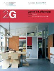 Libro 2G 39 / 40 GERRIT TH. RIETVELD: CASAS