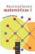 Libro 3 RECREACIONES MATEMATICAS