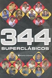 Libro 344 SUPERCLÁSICOS