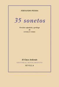 Libro 35 SONETOS