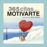 Libro 365 CITAS PARA MOTIVARTE