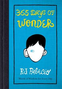 Libro 365 DAYS OF WONDER