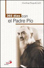 Libro 365 DIAS CON EL PADRE PIO