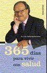 Libro 365 DIAS PARA VIVIR CON SALUD