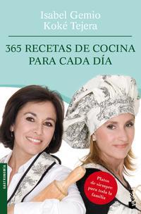 Libro 365 RECETAS DE COCINA PARA CADA DIA