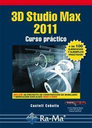 Libro 3D STUDIO MAX 2011