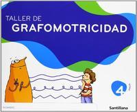 Libro 4 AÑOS TALLER GRAFOMOTRICIDAD ED07