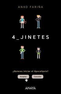 Libro 4 JINETES