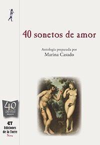 Libro 40 SONETOS DE AMOR