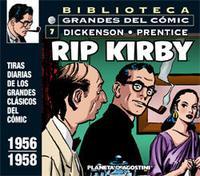 Libro 4HN3: RIP KIRBY Nº 7: BAILARINA LADRONA