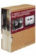 Libro 5 GREAT DOCUMENTARY PHOTOGRAPHERS