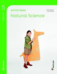 Libro 5 PRIMARY NATURE SCIENCE ACTIVITY BOOK  MADRID ED14