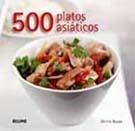 Libro 500 PLATOS ASIATICOS