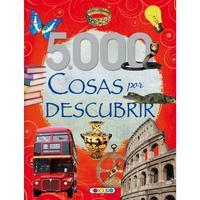 Libro 5000 COSAS POR DESCUBRIS