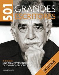 Libro 501 GRANDES ESCRITORES