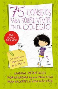 Libro 75 CONSEJOS PARA SOBREVIVIR EN EL COLEGIO