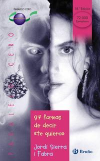 Libro 97 FORMAS DE DECIR TE QUIERO