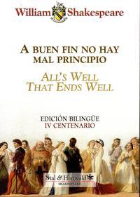 Libro A BUEN FIN NO HAY MAL PRINCIPIO