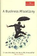 Libro A BUSINESS MISCELLANY