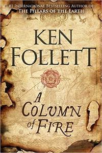 Libro A COLUMN OF FIRE