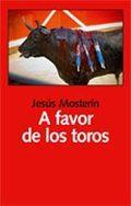 Libro A FAVOR DE LOS TOROS