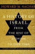 Libro A HISTORY OF ISRAEL FROM THE RISE OF ZIONISM TO OUR TIME