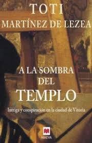 Libro A LA SOMBRA DEL TEMPLO