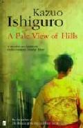 Libro A PALE VIEW OF HILLS