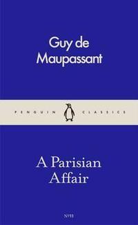 Libro A PARISIAN AFFAIR