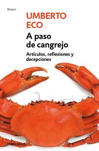 Libro A PASO DE CANGREJO