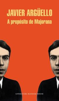 Libro A PROPÓSITO DE MAJORANA