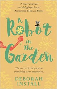 Libro A ROBOT IN THE GARDEN