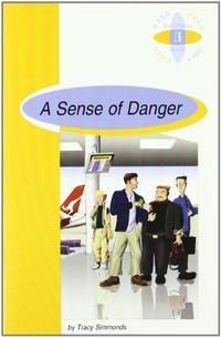 Libro A SENSE OF DANGER