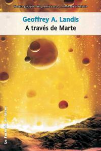 Libro A TRAVES DE MARTE