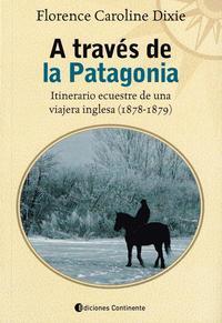 Libro A TRAVÉS DE LA PATAGONIA