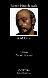 Libro A. M. D. G.