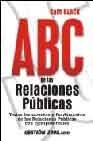 Libro ABC DE LAS RELACIONES PUBLICAS