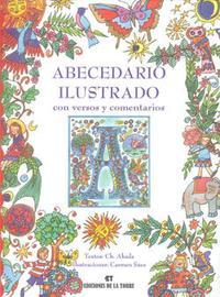 Libro ABEDECEDARIO ILUSTRADO CON VERSOS Y COMENTARIOS