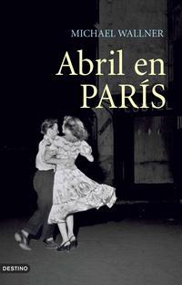 Libro ABRIL EN PARIS
