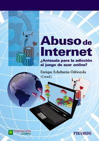 Libro ABUSO DE INTERNET
