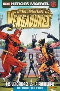 Libro ACADEMIA DE VENGADORES 6: LOS VENGADORES VS. LA PATRULLA X