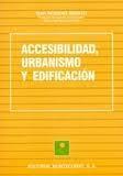 Libro ACCESIBILIDAD, URBANISMO Y EDIFICACION