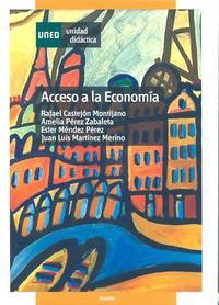 Libro ACCESO A LA ECONOMIA